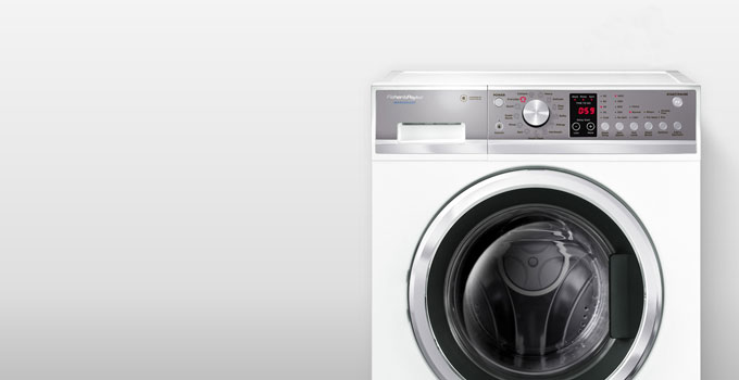 hero image for washers & dryers